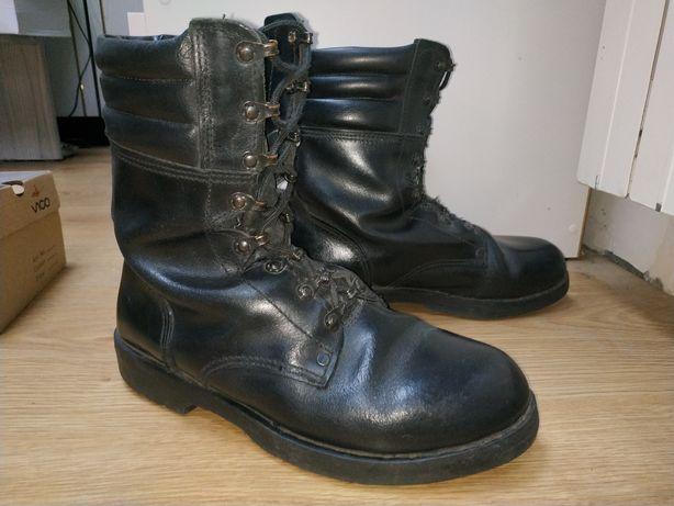 Buty wojskowe Skoczki/Desanty wzór 919 długość wkładki 26,5 cm.