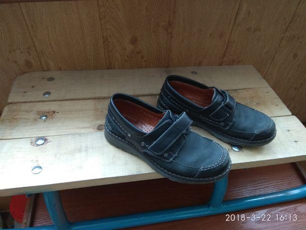 туфли кожа 34 р