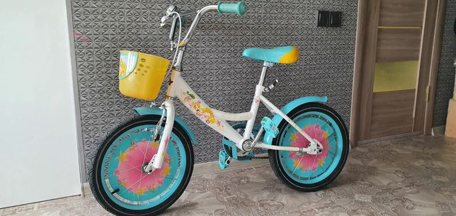 Детский велосипед AZIMUT 16