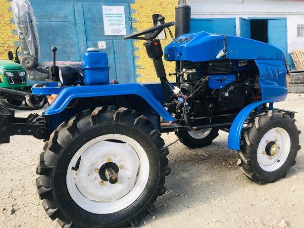Мототрактор Булат 160 LUX,+Комплект,Трактор,Міні трактор,Минитрактор.