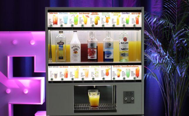 Automatyczny barman - Bocian / drink bar / wesele / wynajem