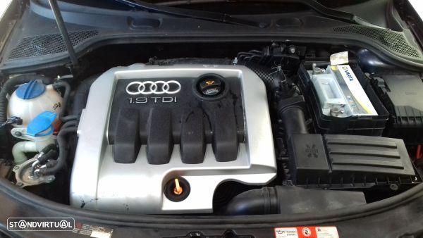 Motor Com Injecção Completa Audi A3 Sportback (8Pa)
