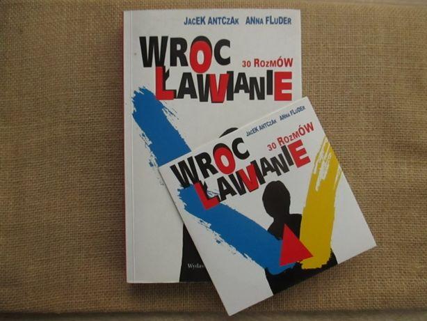 """""""Wrocławianie """" J Antczak ,A Fluder"""