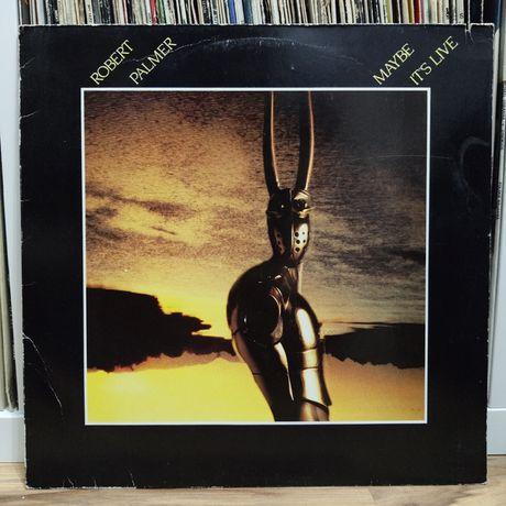 Robert Palmer - Maybe it's live - winyl / płyta winylowa-stan: NM