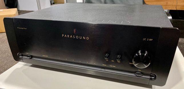 Предварительный усилитель Parasound JC 2 BP