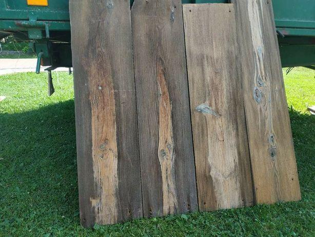 Stare deski, drewno rustykalne
