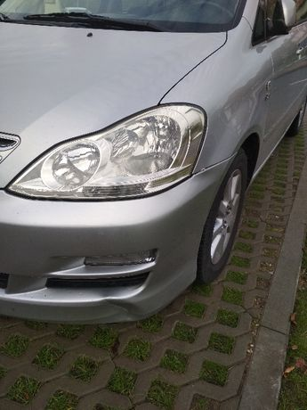 Lampa LEWA Reflektor LEWY Toyota Avensisi Verso LIFT - anglik