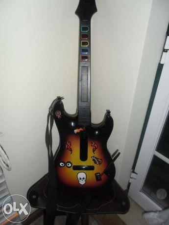 Guitar hero para reparação