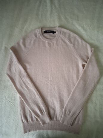 Vero moda Benetton шерстяной кашемировый свитер джемпер пуловер.