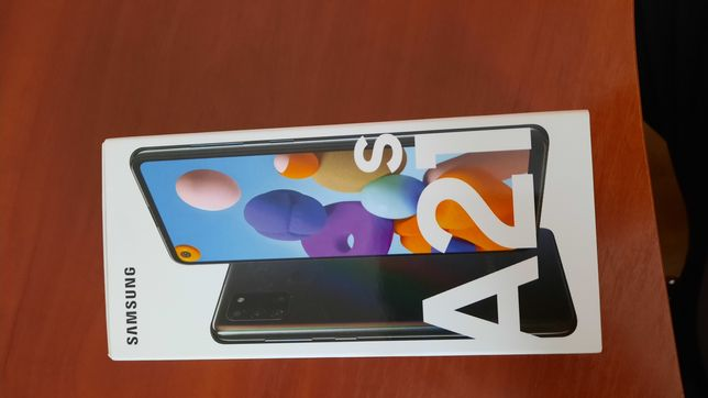Samsung A21s Nowy
