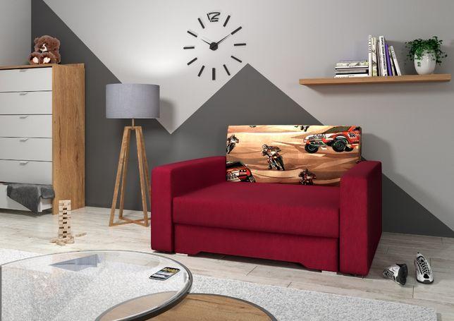 Sofa Duo dwuosobowa amerykanka rozkładana Fotel