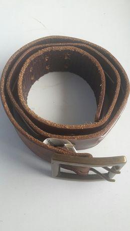 Diesel ремень пояс шкіряний кожаный оригінал.
