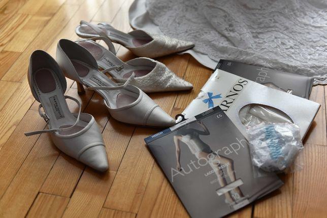 Buty i dodatki ślubne
