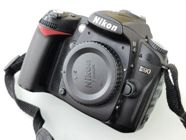Aparat fotograficzny Nikon D90