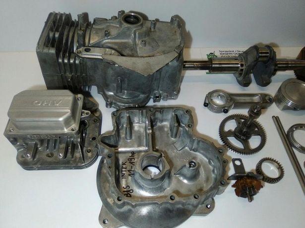 Silnik części BRIGGS&STRATTON Intek nowy typ do kosiarki traktorka