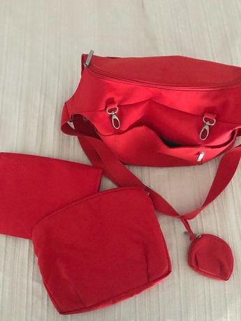 Stokke Mala de Carrinho de Passeio Stroller Accessories Vermelho