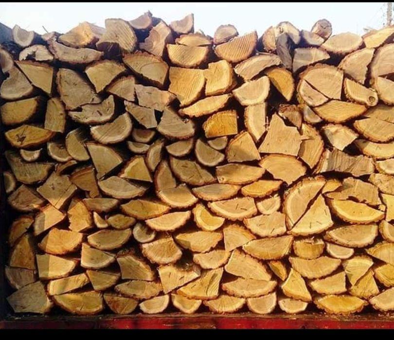 Drewno kominkowe DĄB dowóz GRATIS!!!