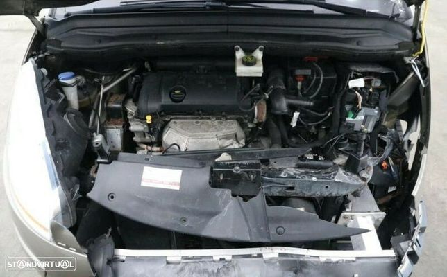 Motor Citroen C3 C4 DS3 1.6Vti 120cv 5FW 5FS EP6 Caixa de Velocidades Automatica Arranque Alternador