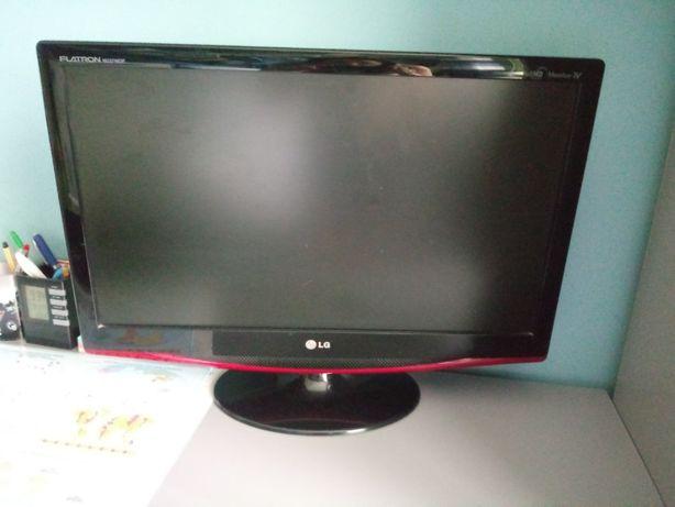 2w1 Monitor i telewizor LG, 23'' stan idealny.