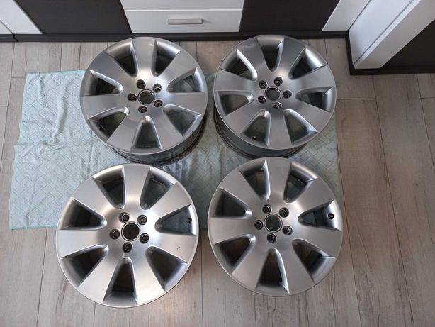 """Felgi Audi A6C6 18"""" 8Jx18H2 ET48 - Oryginał - 4 szt."""