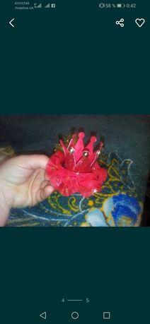Корона на праздник для маленькой пренцессы