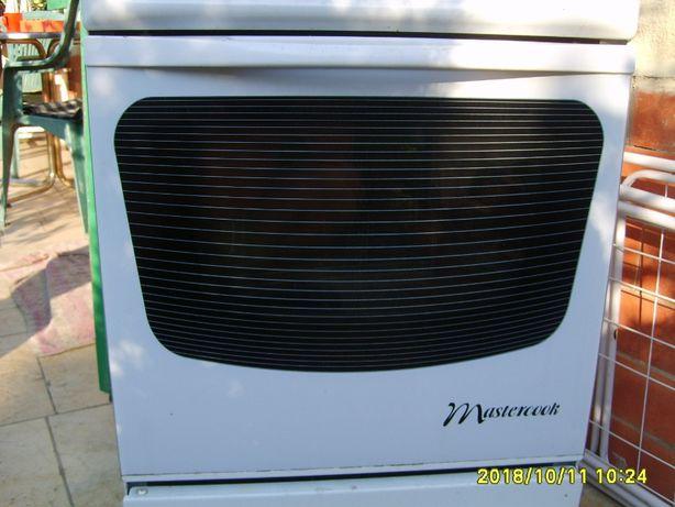 kuchnia gazowa wolnostojąca 4 palnikowa z opiekaczem na części