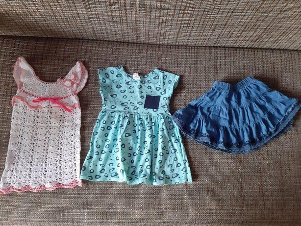 Летняя одежда на 1.5-4 года