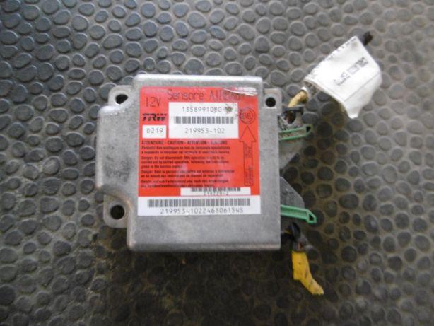 fiat ducato 2.3 sensor airbag części INNE
