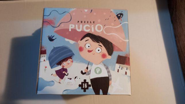Pucio puzzle 16szt.