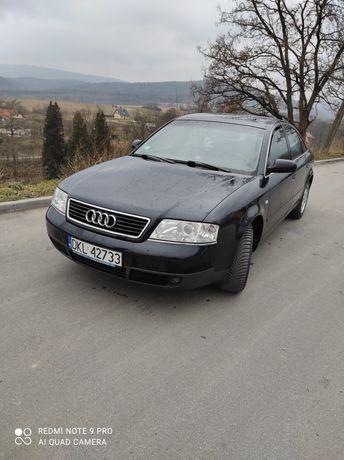 Audi a6 c5 1.9 tdi sprowadzona z Niemiec