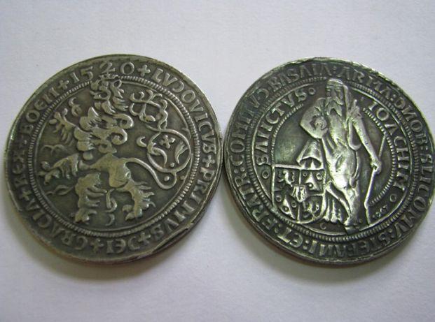 Talar z 1520 roku, Ioachimsthaler