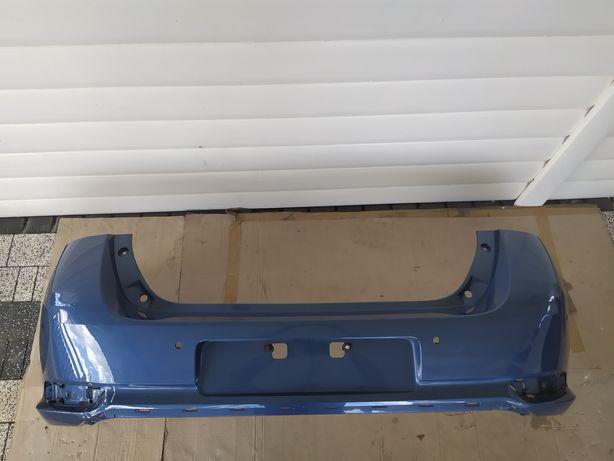 Zderzak tył tylny Toyota Auris II HB hatchback lift FL 15- org PDC