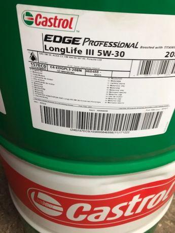 Olej silnikowy Castrol Professional 5w30 longlife III C3 208litrów