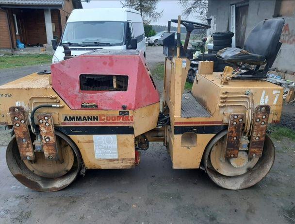 Walec drogowy AMMAN 2,1 t.