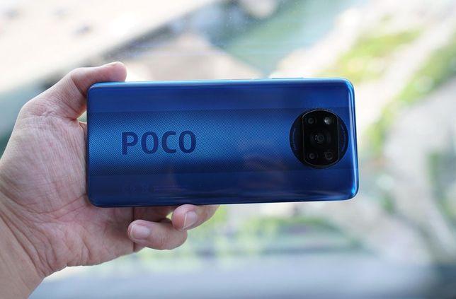 Xiaomi poco x3 nfc 6/128gb blue