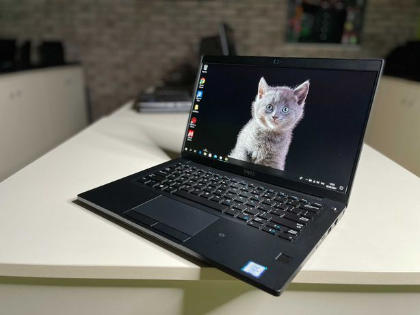Ноутбук Dell Latitude 7390, Ram 8GB, 13.3FullHD,SSD 256GB, intel i5