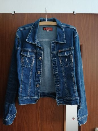 Kurtka jeansowa Challenger L mała