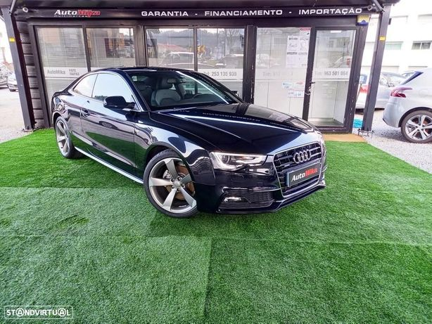 Audi A5 2.0 TDi quattro S tronic S-line