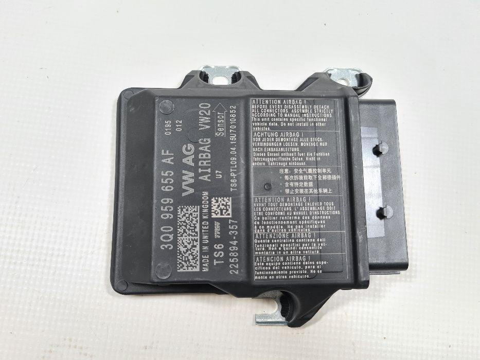 VW Passat B8 moduł sensor czujnik AIRBAG NOWY OEM oryginał Tarnowskie Góry - image 1