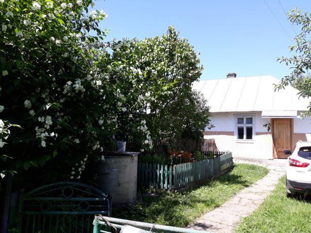 Продаж домоволодіння (будинок 44 м.кв. та земля 16 сот.) с. Брошнів