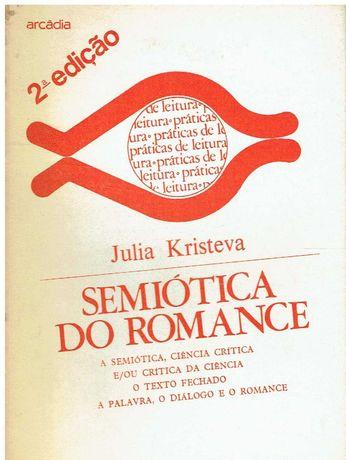 7830  Semiótica do Romance de Julia Kristeva