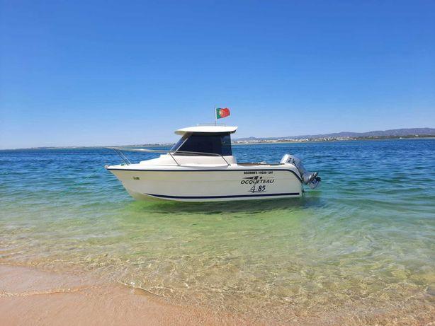 Barco OCQUETEAU 4.85 metros