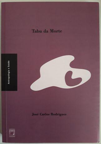"""Livro """"Tabu Da Morte"""""""