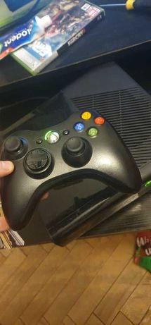 Xbox 360 500gb kinect 2pady 4 gry