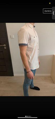 Koszula na krótkim rękawie