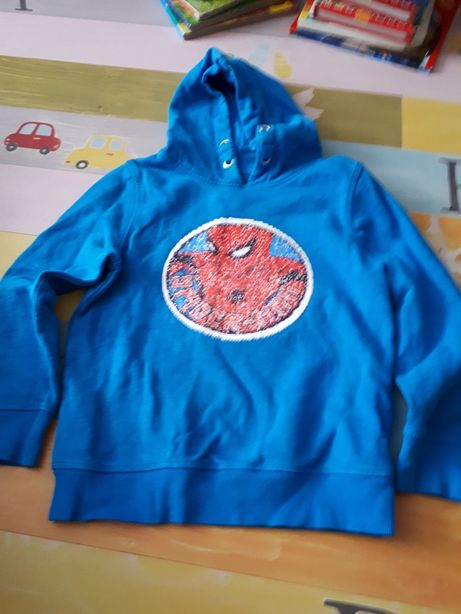 Bluza spiderman C and A