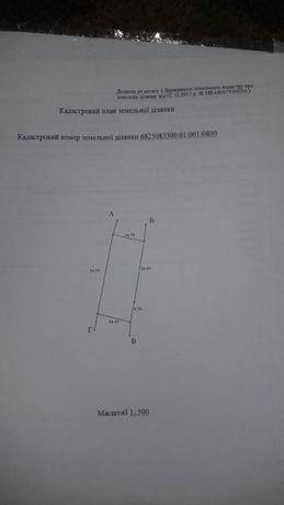 Продам земельну ділянку 30 сот. с. Копистин