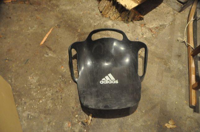ślizg zjazdowy talerz zjazdowy adidas