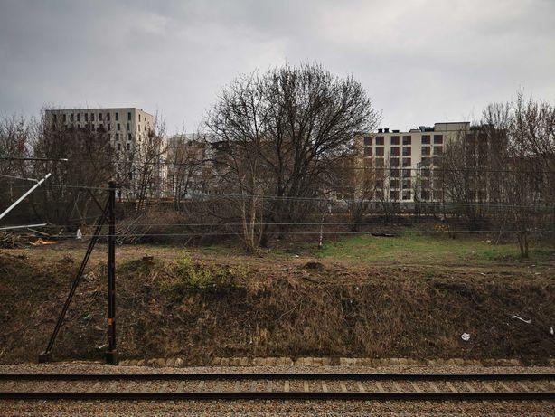 Działka rolna w centrum Krakowa. Okolica Łokietka