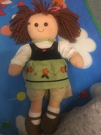 Кукла дизайнерская очень красивая